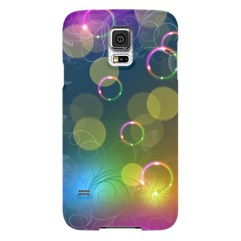 Чехол для Samsung Galaxy S5 Printio Калейдоскоп чехол для samsung galaxy s5 printio skull