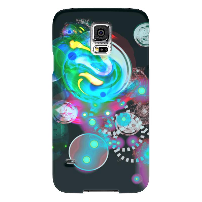 Чехол для Samsung Galaxy S5 Printio Галактика чехол для samsung galaxy s5 printio череп художник