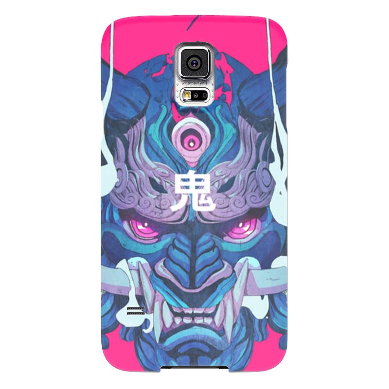 Чехол для Samsung Galaxy S5 Printio Dragon чехол для samsung galaxy s5 printio череп художник