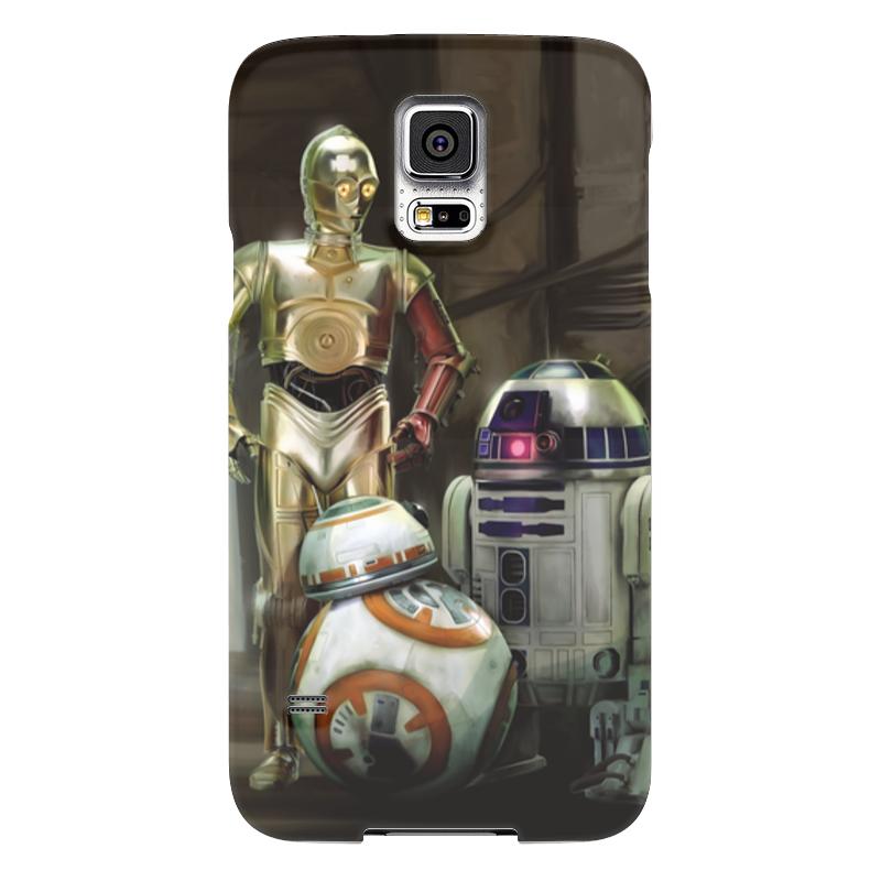 Чехол для Samsung Galaxy S5 Printio Star wars стоимость