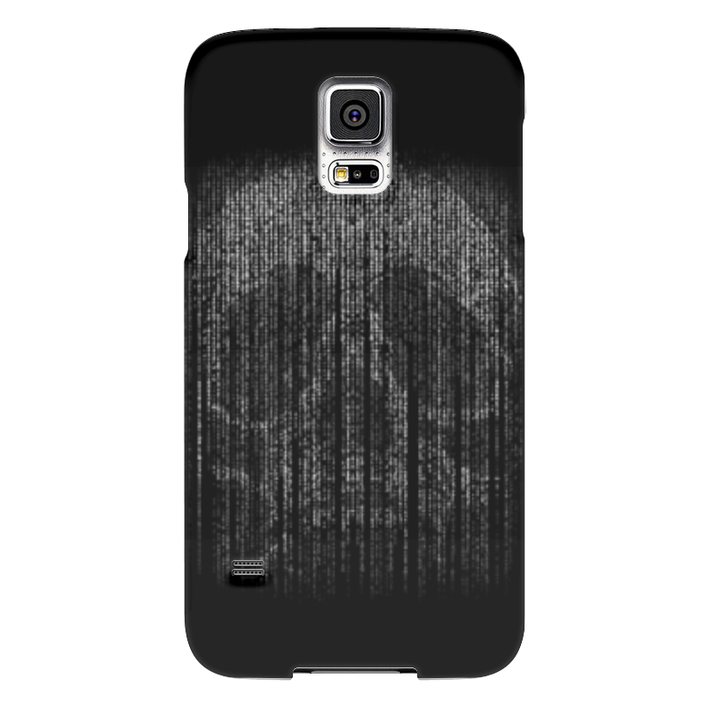 Чехол для Samsung Galaxy S5 Printio Голограмма череп чехол для samsung galaxy s5 printio череп