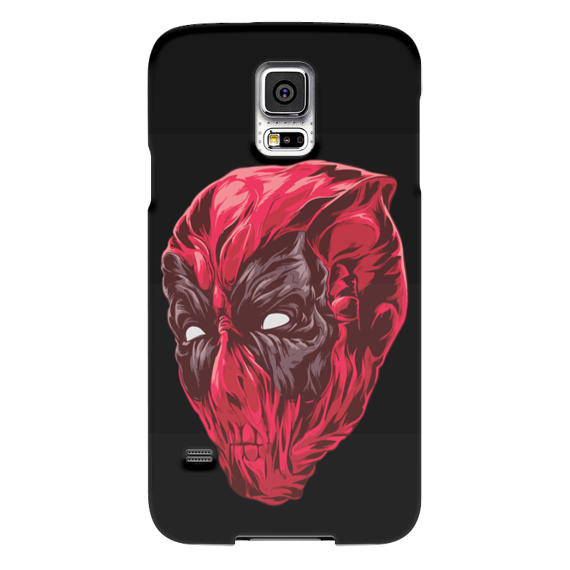 Чехол для Samsung Galaxy S5 Printio Deadpool/дэдпул чехол для samsung galaxy s5 printio skull