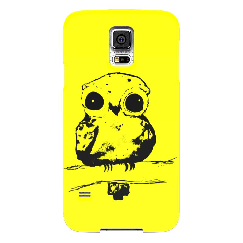 Чехол для Samsung Galaxy S5 Printio Лесной житель samsung g900h galaxy s5 16гб белый в омске