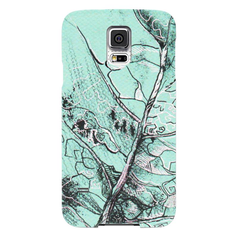 Чехол для Samsung Galaxy S5 Printio Весенняя осень чехол для samsung galaxy s5 printio череп художник