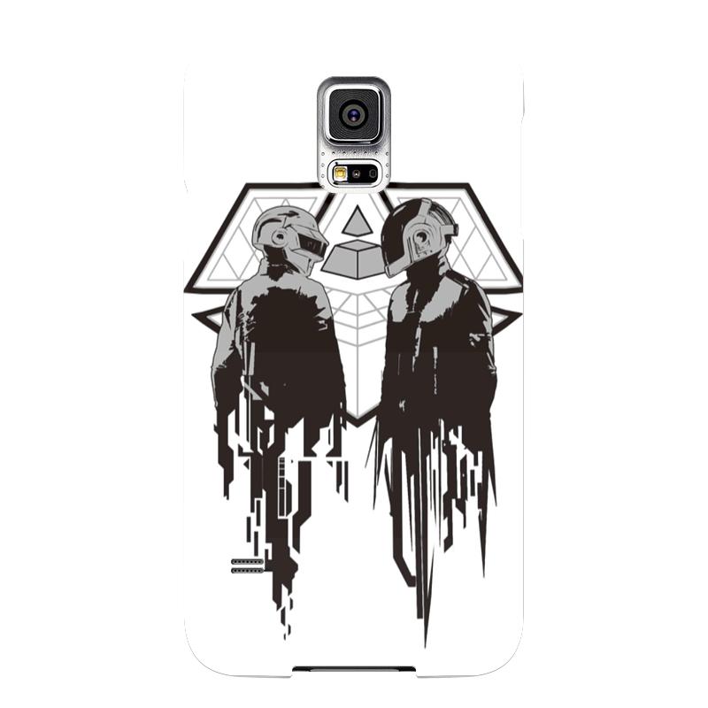 Чехол для Samsung Galaxy S5 Printio Daft punk чехол для samsung galaxy s5 printio товарищеский матч