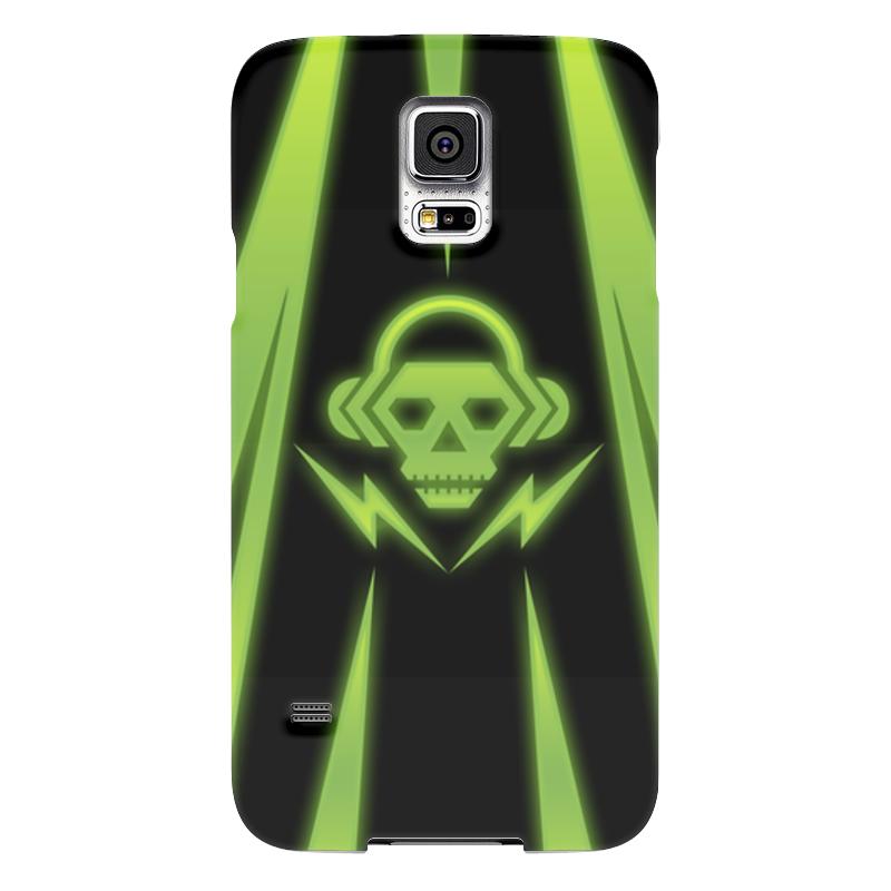 Чехол для Samsung Galaxy S5 Printio Skull чехол для samsung galaxy s5 printio череп