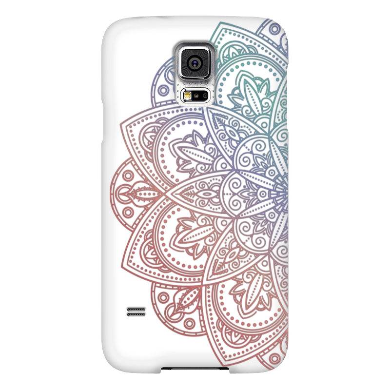 Чехол для Samsung Galaxy S5 Printio Мандала чехол для samsung galaxy s5 sahar cases цвет мультиколор