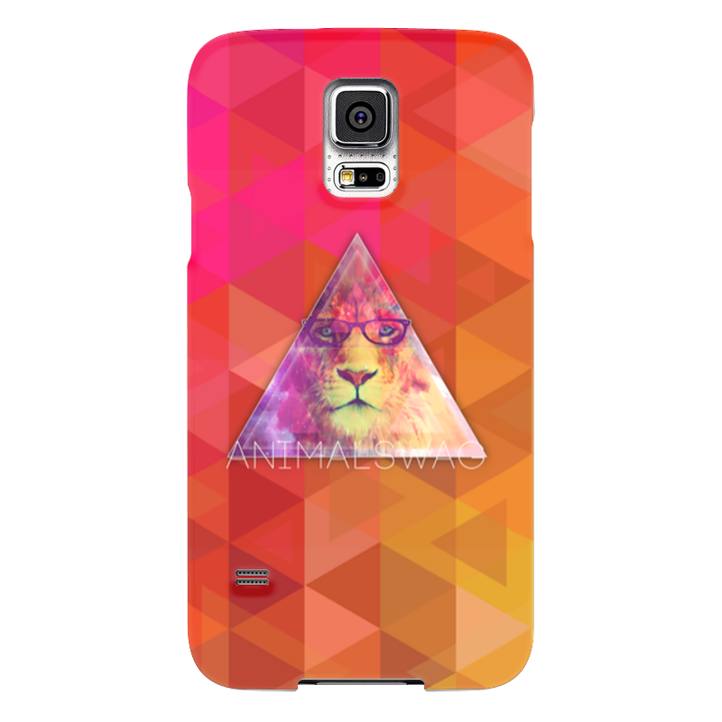 Чехол для Samsung Galaxy S5 Printio animalswag ii collection: lion чехол для samsung galaxy s5 printio череп художник