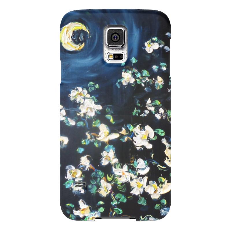 Чехол для Samsung Galaxy S5 Printio Лунный свет ночник bradex лунный свет