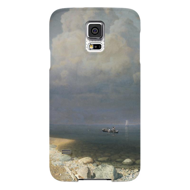 Чехол для Samsung Galaxy S5 Printio Ладожское озеро (картина архипа куинджи) чехол для blackberry z10 printio север картина архипа куинджи