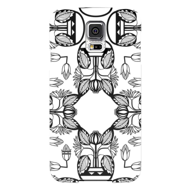 Чехол для Samsung Galaxy S5 Printio Индийские мотивы samsung galaxy s5 белый