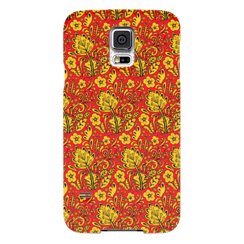 Чехол для Samsung Galaxy S5 Printio Хохлома чехол для samsung galaxy s5 sahar cases цвет мультиколор
