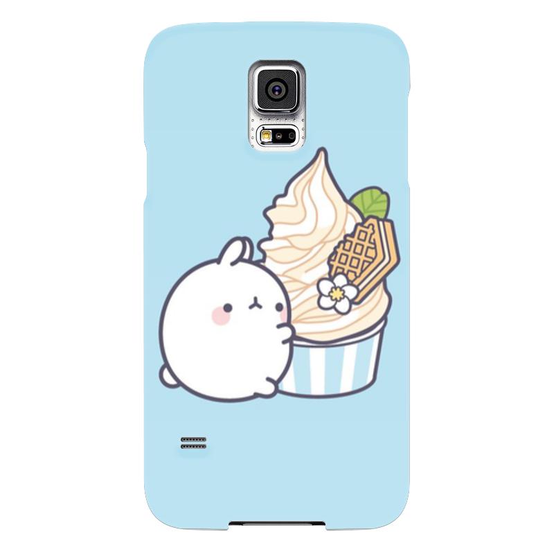 Чехол для Samsung Galaxy S5 Printio Зайка чехол для samsung galaxy s5 sahar cases цвет мультиколор