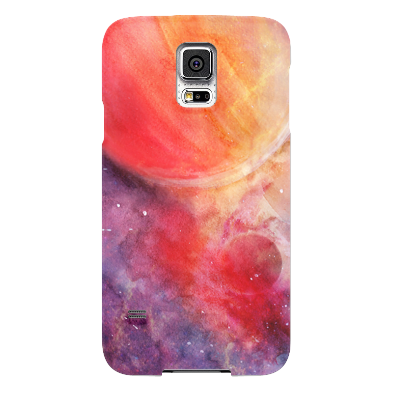 Чехол для Samsung Galaxy S5 Printio Вселенная чехол для samsung galaxy s5 sahar cases цвет мультиколор