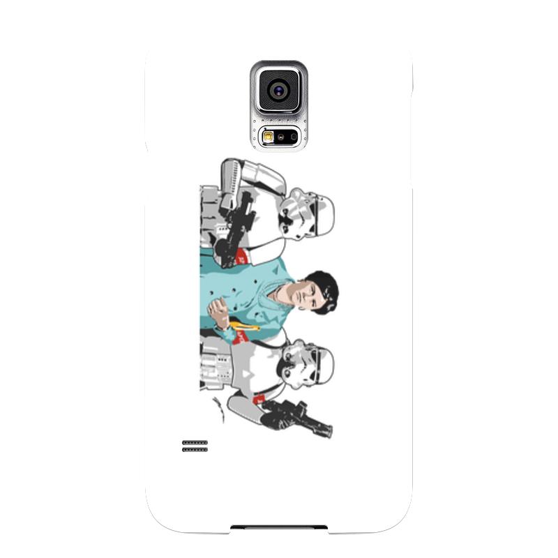 Чехол для Samsung Galaxy S5 Printio Нонна чехол для samsung galaxy s5 printio череп художник