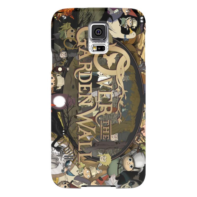 Чехол для Samsung Galaxy S5 Printio По ту сторону изгороди