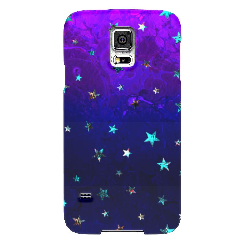 Чехол для Samsung Galaxy S5 Printio Яркий красивый модный гелакси дизайн - паттерн плакат a3 29 7x42 printio яркий красивый модный гелакси дизайн паттерн