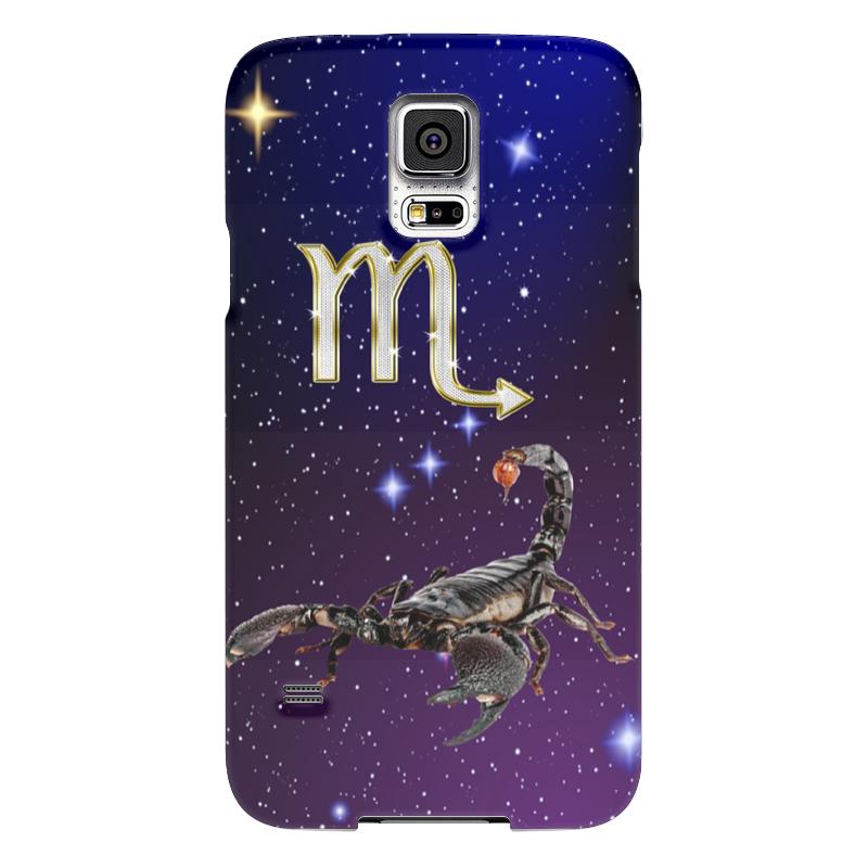 Чехол для Samsung Galaxy S5 Printio Зодиак чехол для samsung galaxy s5 printio slim finnegan