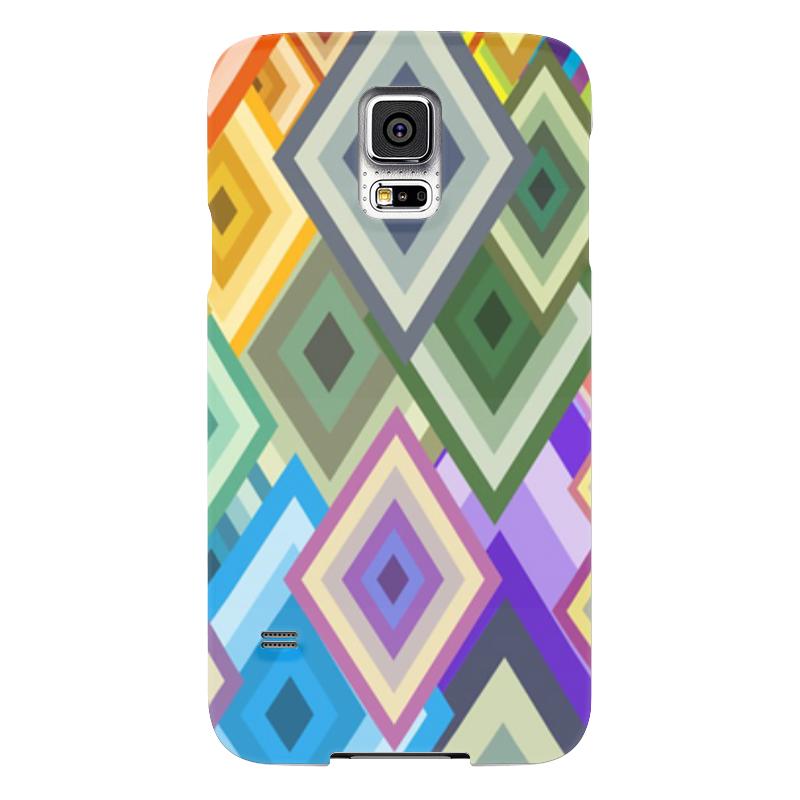 Чехол для Samsung Galaxy S5 Printio Абстракция 3d чехол для samsung galaxy s5 printio череп художник