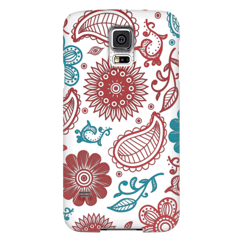 Чехол для Samsung Galaxy S5 Printio Цветочный чехол для samsung galaxy s5 printio цветочный