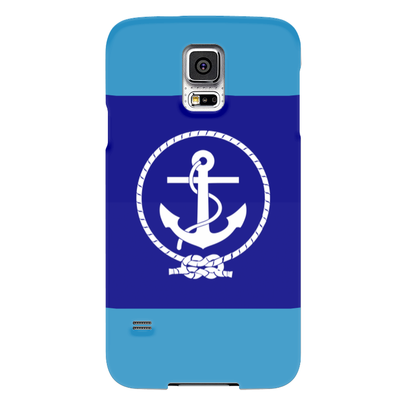 Чехол для Samsung Galaxy S5 Printio Морской разведчик чехол для samsung galaxy s5 printio череп художник