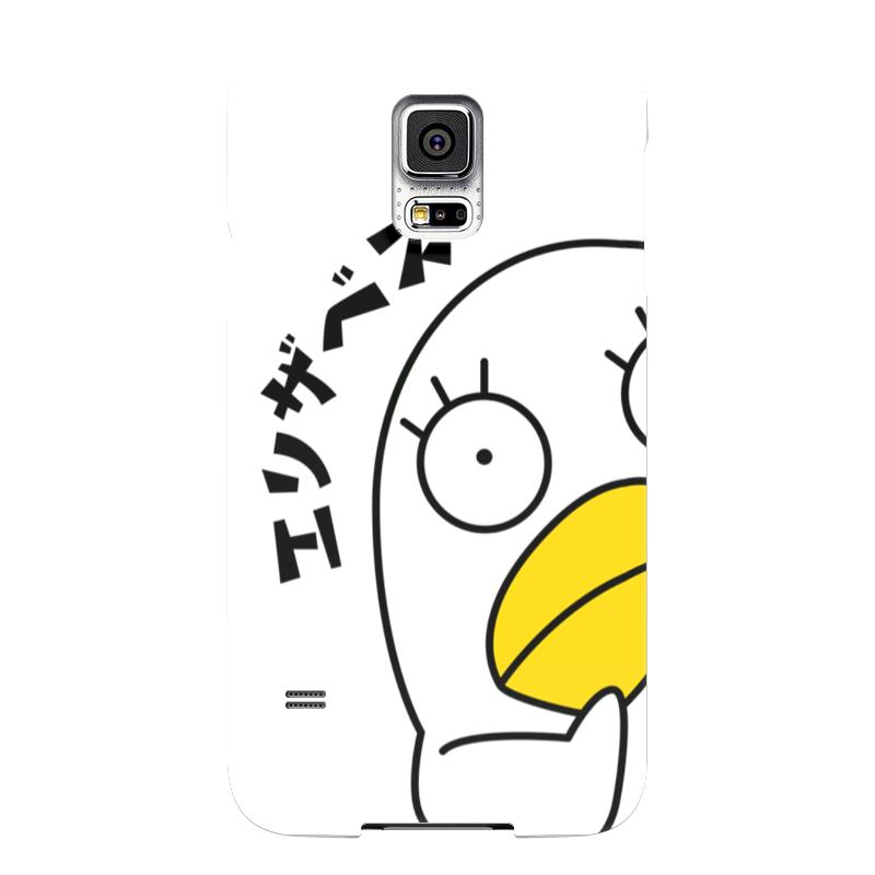 Чехол для Samsung Galaxy S5 Printio Гинтама. элизабет чехол для samsung galaxy s5 printio череп