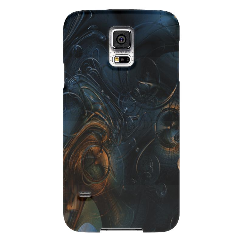Чехол для Samsung Galaxy S5 Printio Стимпанк. абстракция чехол для samsung galaxy s5 printio стимпанк голова