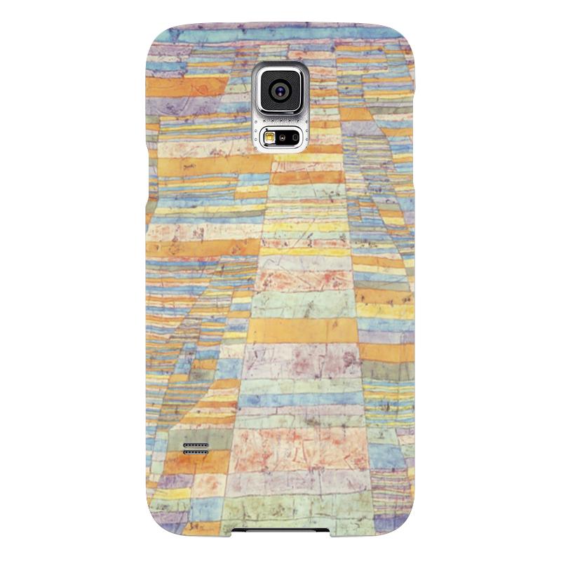 Чехол для Samsung Galaxy S5 Printio Шоссе и переулки (пауль клее) чехол для samsung galaxy s5 printio лесные ведьмы пауль клее