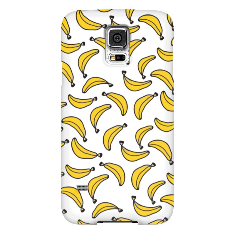 Чехол для Samsung Galaxy S5 Printio Бананы чехол для samsung galaxy s5 printio череп художник