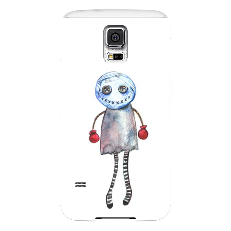 Чехол для Samsung Galaxy S5 Printio Человечек вуду чехол для samsung galaxy s5 printio тигра