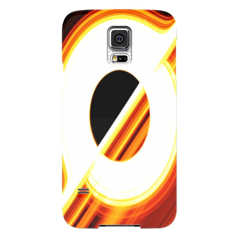 Чехол для Samsung Galaxy S5 Printio Флэшбэк чехол для samsung galaxy s5 printio череп художник