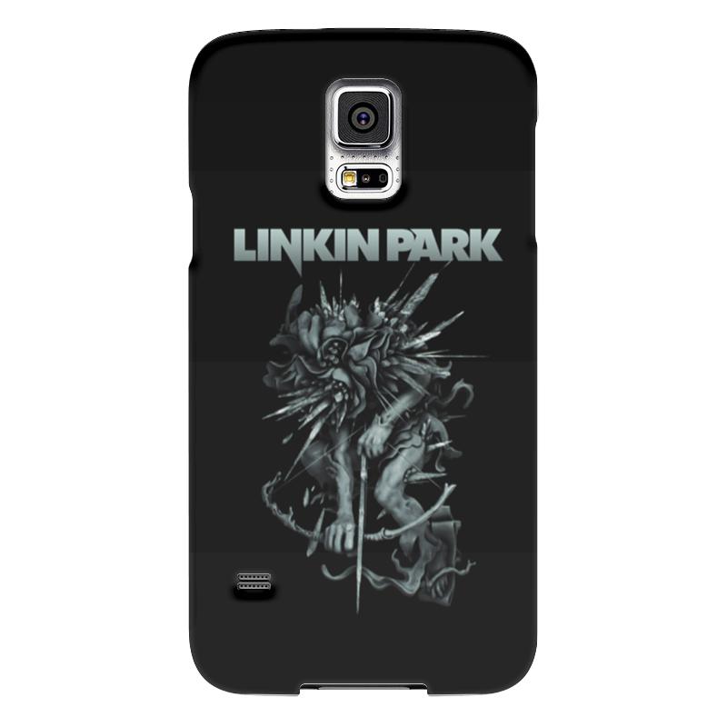 Чехол для Samsung Galaxy S5 Printio Linkin park чехол для samsung galaxy s5 printio череп художник