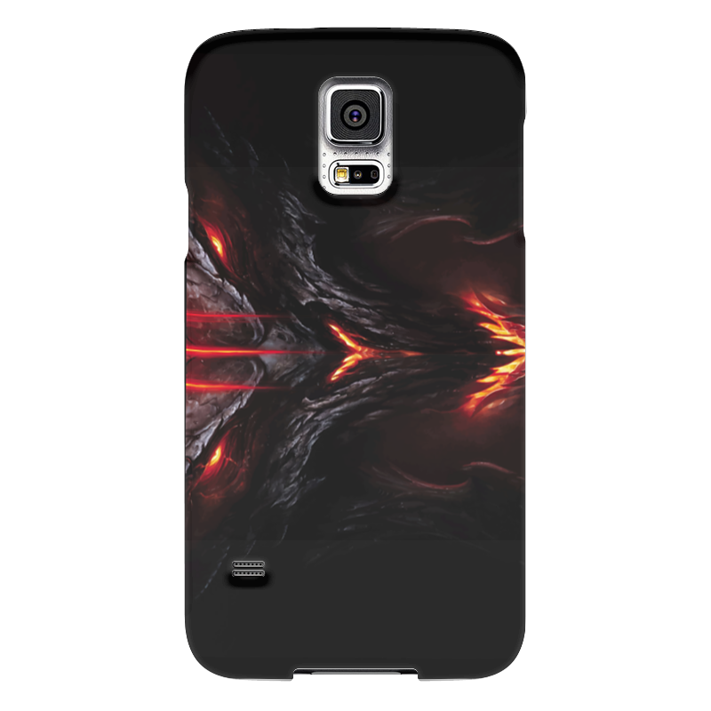 Чехол для Samsung Galaxy S5 Printio Игра doom elvis presley elvis presley the essential elvis presley 2 lp