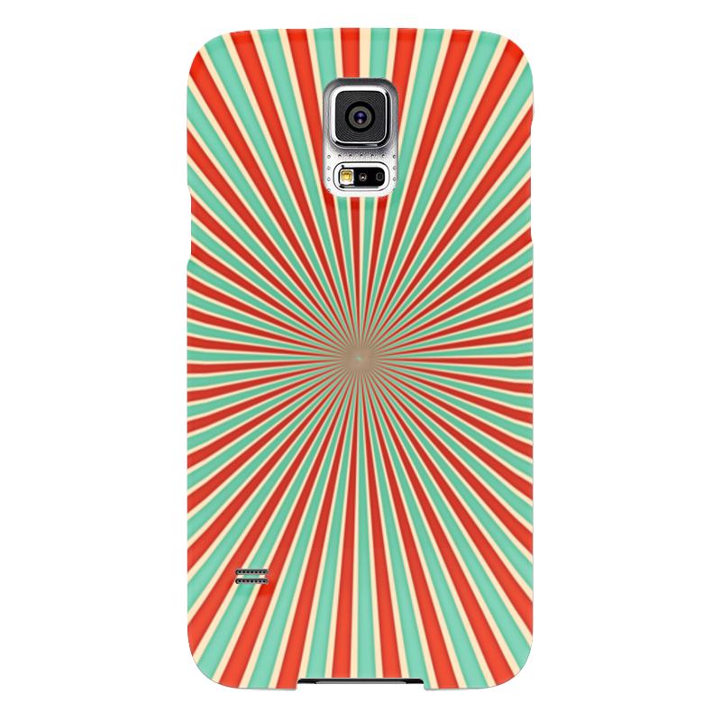 Чехол для Samsung Galaxy S5 Printio Полосатый чехол для samsung galaxy s5 printio череп художник