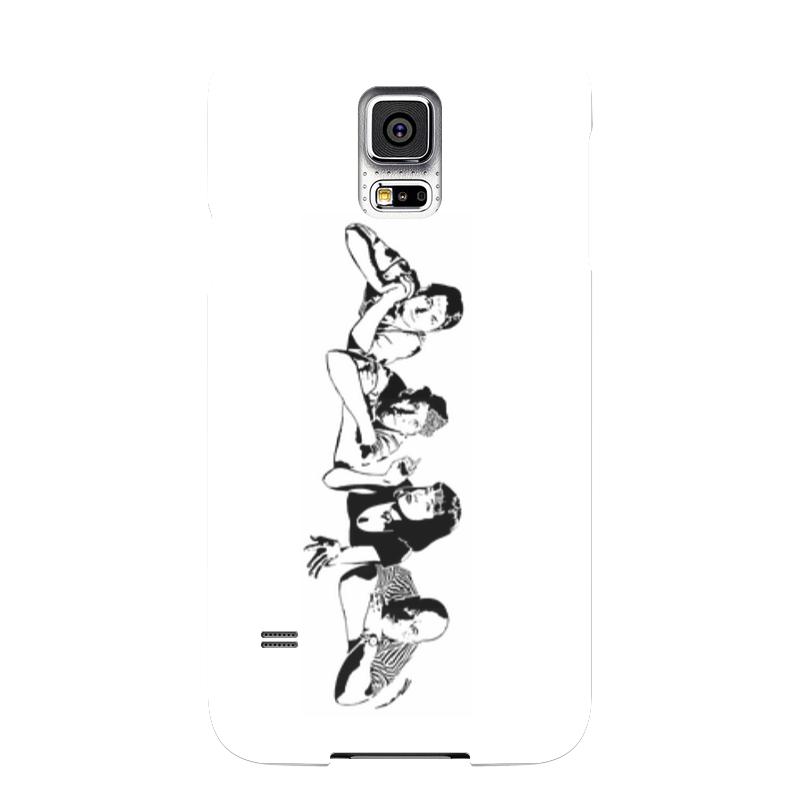 Чехол для Samsung Galaxy S5 Printio Кавказская пленница чехол для samsung galaxy s5 printio череп