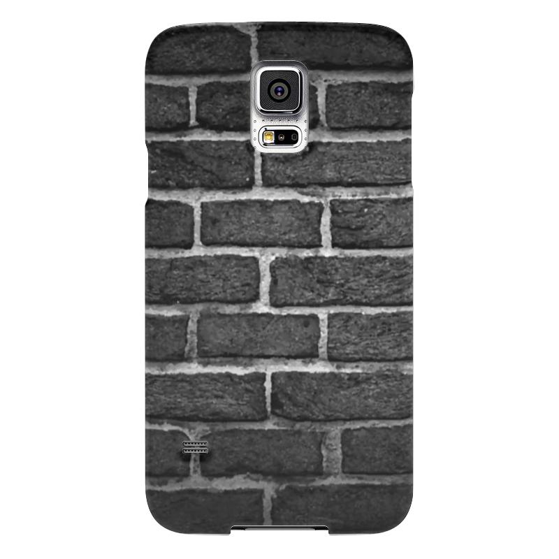 Чехол для Samsung Galaxy S5 Printio Кирпичный чехол для samsung galaxy s5 printio череп художник