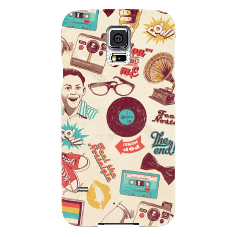 Чехол для Samsung Galaxy S5 Printio Артик чехол для samsung galaxy s5 printio slim finnegan