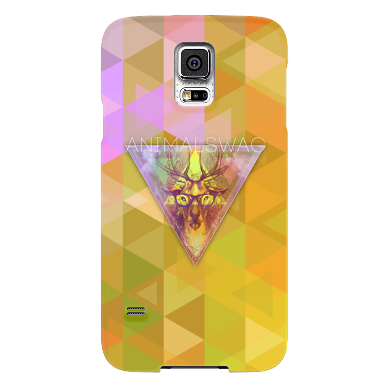 Чехол для Samsung Galaxy S5 Printio animalswag ii collection: deer чехол для samsung s8530 wave ii palmexx кожаный в петербурге
