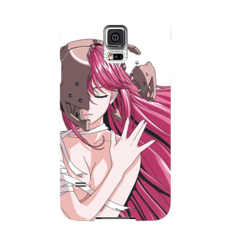 Чехол для Samsung Galaxy S5 Printio Эльфийская песнь чехол для samsung galaxy s5 printio ruby rose samsung galaxy s5