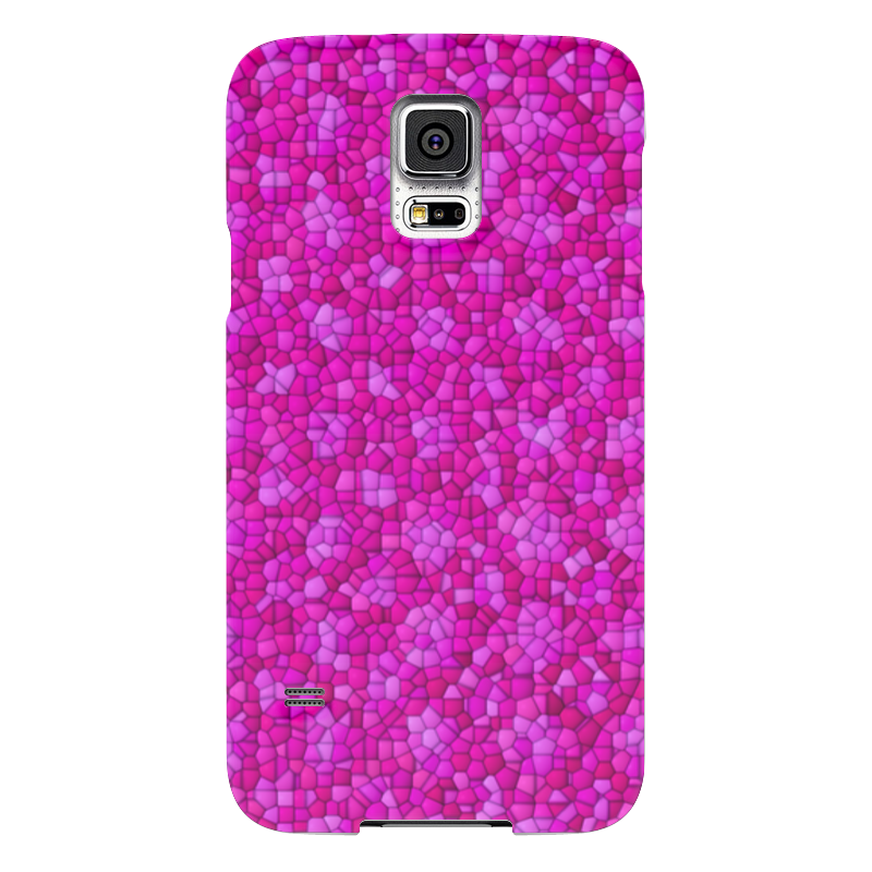 Чехол для Samsung Galaxy S5 Printio Purple чехол для samsung galaxy s5 sahar cases цвет мультиколор