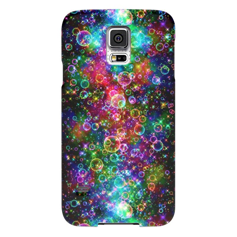 Чехол для Samsung Galaxy S5 Printio Психоделика чехол для samsung galaxy s5 printio композиция в сером