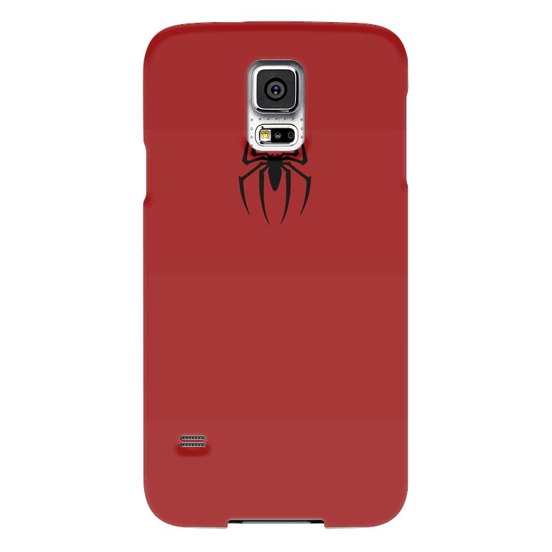 Чехол для Samsung Galaxy S5 Printio Человек-паук чехол для samsung galaxy s5 printio череп художник