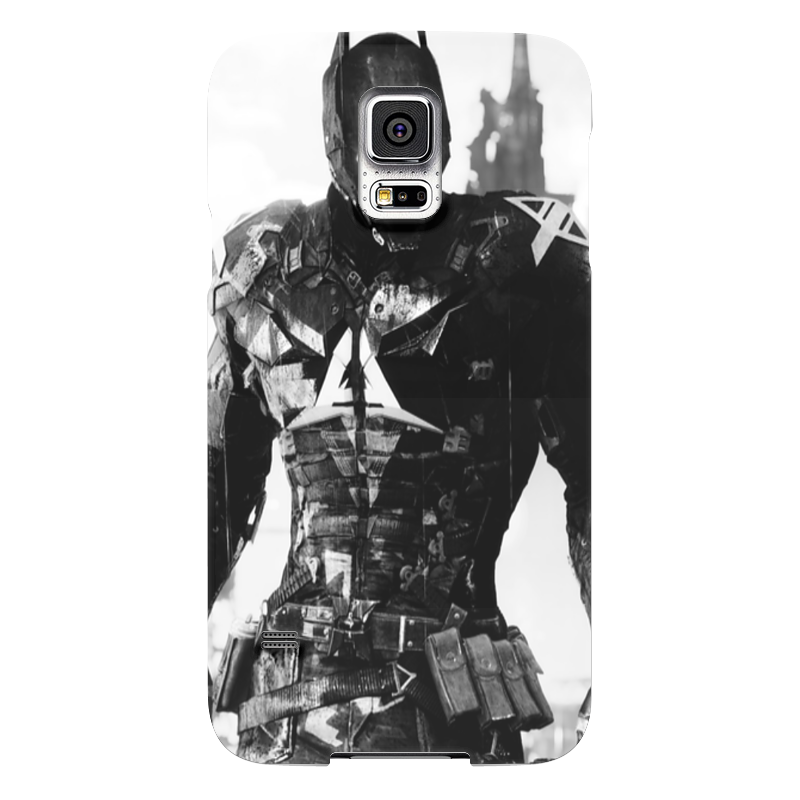 Чехол для Samsung Galaxy S5 Printio Бетмен чехол для samsung galaxy s5 printio череп художник