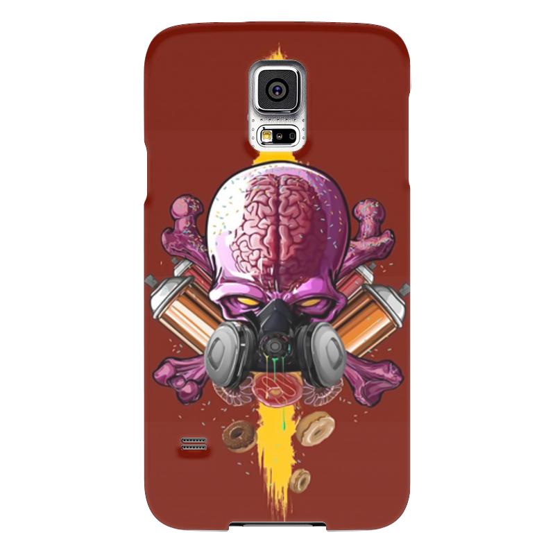 Чехол для Samsung Galaxy S5 Printio Граффити арт чехол для samsung galaxy s5 printio товарищеский матч