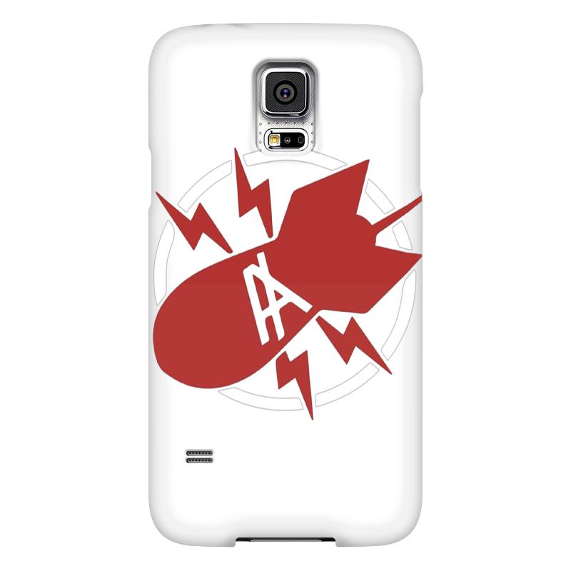 Чехол для Samsung Galaxy S5 Printio Антихайп чехол для samsung galaxy s5 printio череп художник