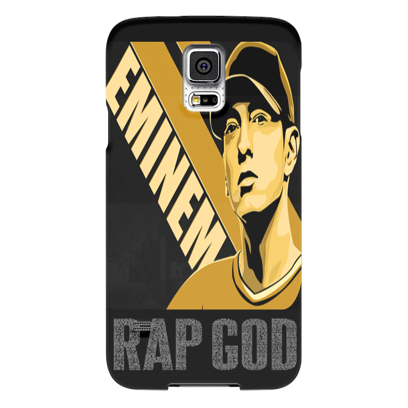 Чехол для Samsung Galaxy S5 Printio Eminem чехол для samsung galaxy s5 printio череп художник