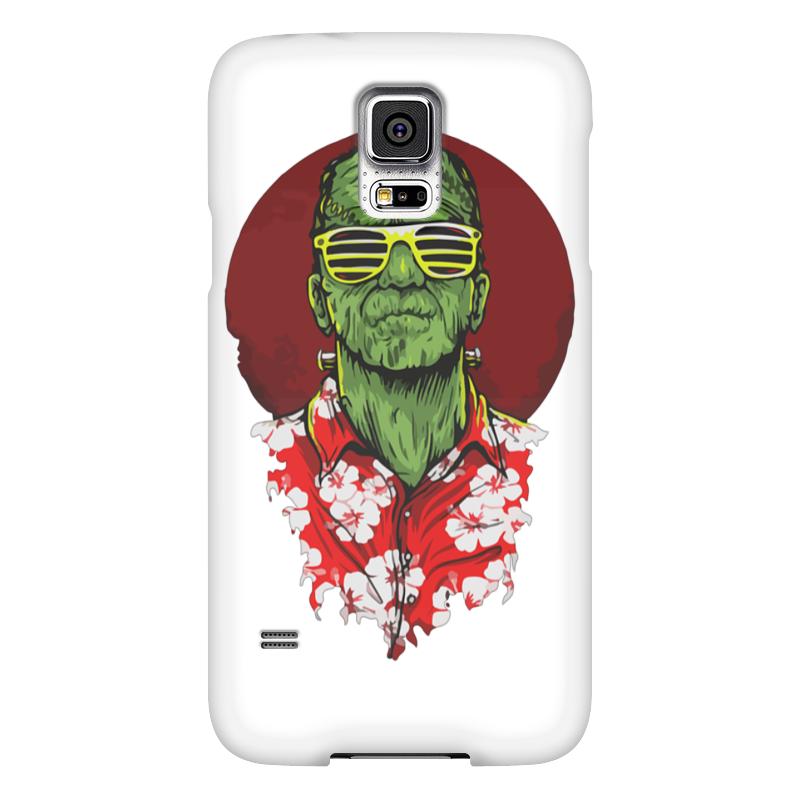 Чехол для Samsung Galaxy S5 Printio Франкенштейн чехол для samsung galaxy s5 printio товарищеский матч