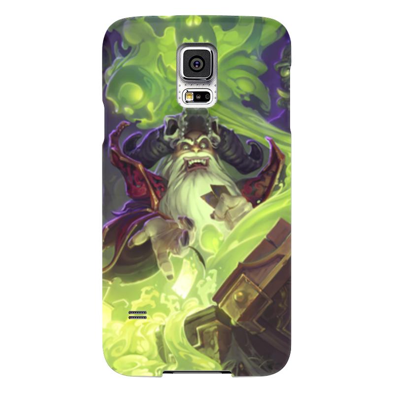 Чехол для Samsung Galaxy S5 Printio Магия чехол для samsung galaxy s5 printio skull