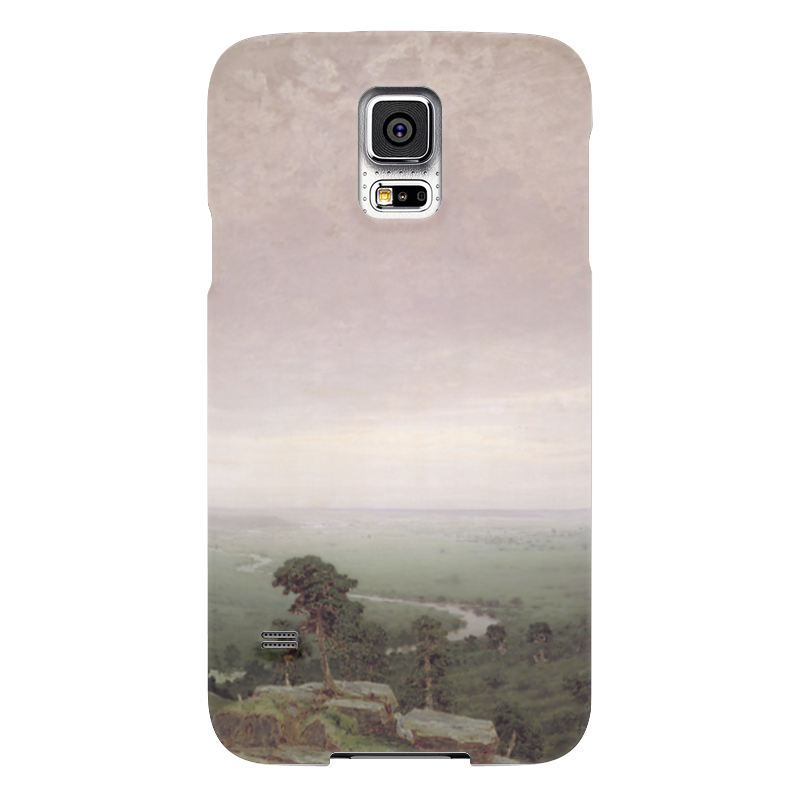 Чехол для Samsung Galaxy S5 Printio Север (картина архипа куинджи) чехол для samsung galaxy s5 printio череп художник