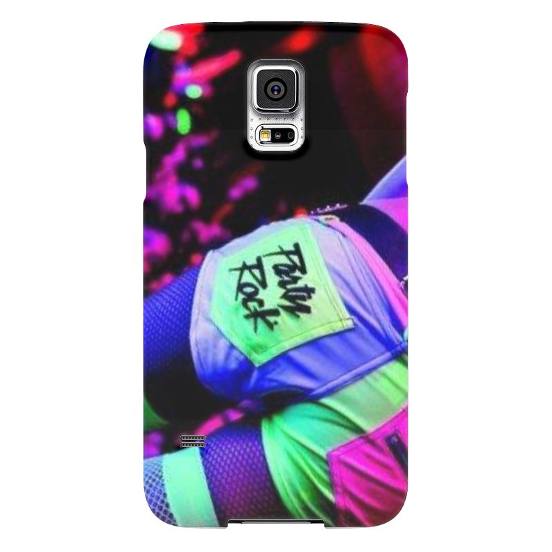 Чехол для Samsung Galaxy S5 Printio Club pops чехол для samsung galaxy s5 printio товарищеский матч